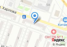 Компания «Челябинская электросетевая компания» на карте
