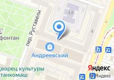 Компания «Стружкин» на карте