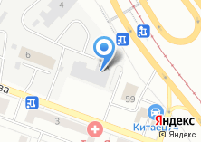 Компания «РусТрансАвто» на карте