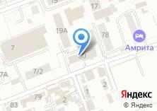 Компания «Продуктовый магазин анютка» на карте