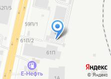 Компания «Скай Литл» на карте
