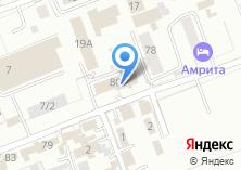 Компания «КопиСистемы» на карте