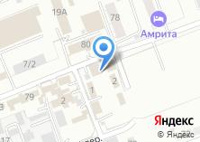 Компания «ТЕКСТРОН» на карте