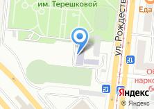 Компания «Уральский инжиниринговый центр» на карте