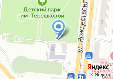 Компания «Башкортостан» на карте