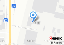 Компания «ПромСервис» на карте