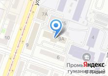 Компания «Уралпромбанк» на карте