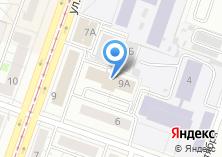 Компания «OOO Комфорт Сервис - Разработка ППР, ППРк, КМД» на карте
