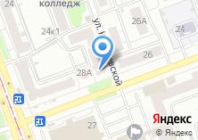 Компания «Милая» на карте