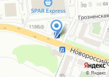 Компания «AvtoDi» на карте