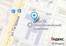 Компания «Политех» на карте