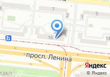 Компания «ТПС74» на карте