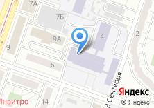 Компания «Челябинский государственный университет» на карте
