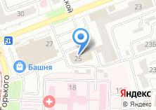 Компания «ЗАГС Тракторозаводского района» на карте