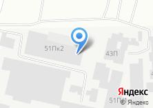 Компания «УРАЛПЛАТФОРМА» на карте