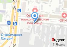 Компания «Гаражно-строительный кооператив №414» на карте