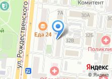 Компания «Следственный отдел по Тракторозаводскому району г. Челябинска» на карте