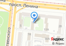 Компания «Банкомат АвтоградБанк» на карте