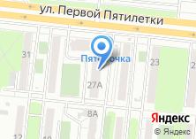 Компания «Радуга Урала» на карте
