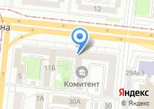 Компания «Street-sushi» на карте