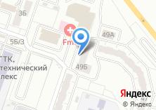 Компания «Бетотек-сервис» на карте