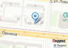 Компания «Технологии Уюта» на карте
