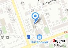 Компания «Сеть ритуальных салонов» на карте