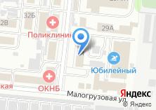 Компания «Баня №22» на карте