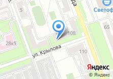 Компания «Дорожная и строительная техника» на карте