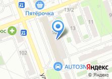 Компания «Эталон-Плюс» на карте