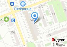 Компания «Компания *челспецстиль*» на карте