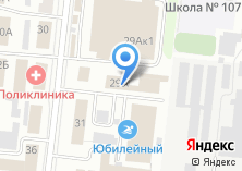 Компания «Дом идей» на карте