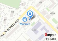 Компания «Урал-Полимер-Лак» на карте