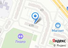 Компания «Новостройки от Бетотек-недвижимость» на карте
