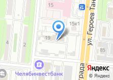 Компания «7й Вектор» на карте