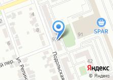 Компания «Автотехкомплект» на карте