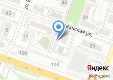 Компания «Строящийся жилой дом по ул. Ереванская» на карте