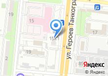 Компания «ПромЭлемент» на карте