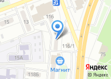 Компания «Пивной бочонок» на карте