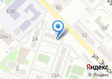 Компания «БРАЙТ СКУЛ» на карте