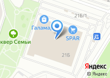 Компания «Дом.ru» на карте