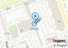 Компания «Много дверей» на карте
