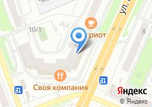 Компания «Фабрика мебели ксения» на карте