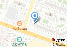 Компания «Пром-Инжиниринг» на карте