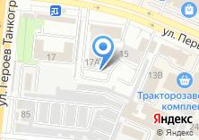 Компания «Медиа Строй» на карте