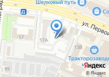 Компания «СнабСтройКомплект» на карте
