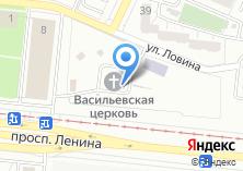 Компания «Православная ритуальная служба» на карте
