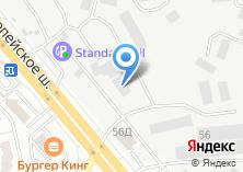 Компания «Челябинский оконный завод» на карте