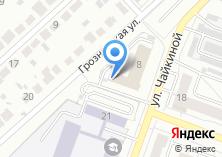 Компания «Антей Эвакуатор» на карте