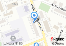 Компания «Библиотека №13» на карте
